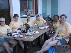 July 26, 2008 - diabetes365 - day 292 - Dinner at Margaritaville