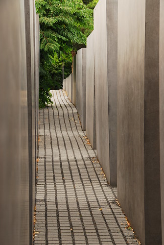 the new holocaust memorial
