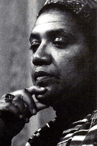 Writer and poet especially known for works on civil rights and feminism