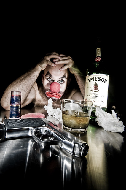 2752585148 045bce55be z [Pics] Flickr Spotlight #8 – Depressed Clowns