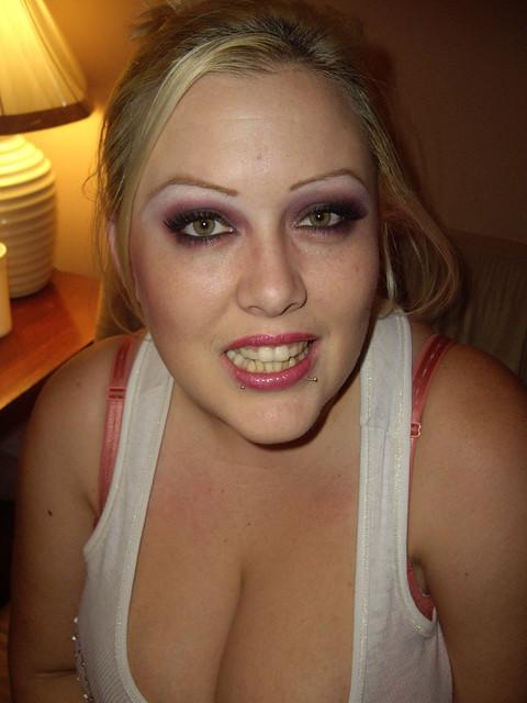 Bunny de la cruz bangs and gets cum on her big boobs - 2 6
