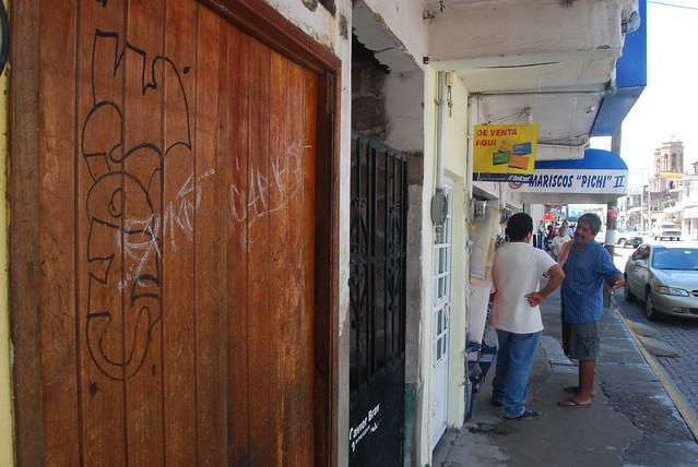 El Pitillal Graffiti 105