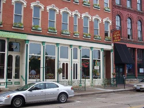 Coffee Cafe Iowa City