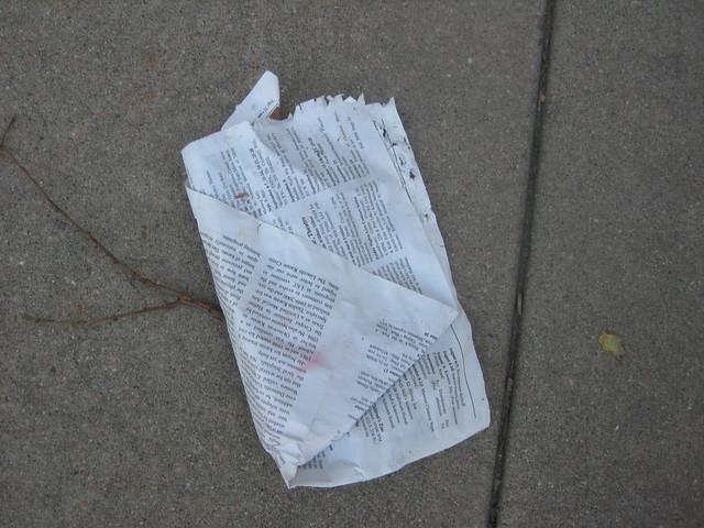 Lost Paper