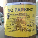 "Life On Mars: filming on ""new"" dock st, DUMBO"