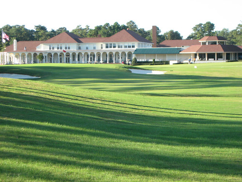 golf pinehurst