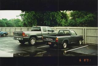 My Old Trucks