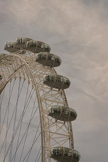 The London Eye on Paper