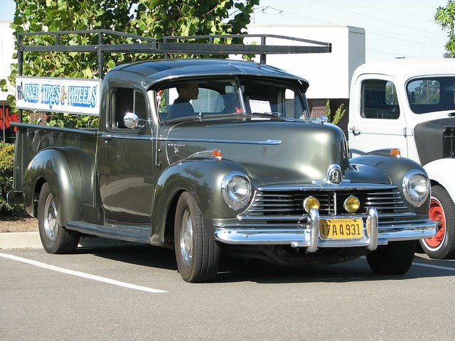 Hudson Pickup | The H.A.M.B.