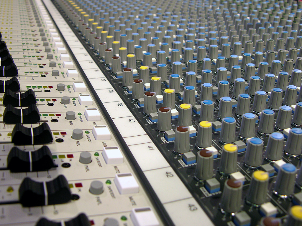 Musicline wallpaper mixer