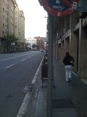 scene from daily commute