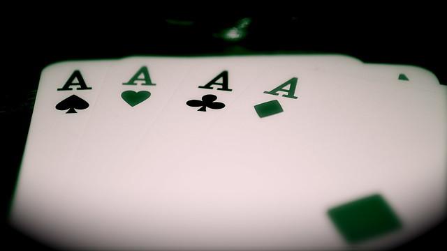 我們的人生是一副好牌,你看見了嗎?
