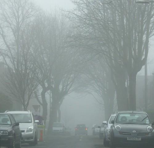 Foggy Old England
