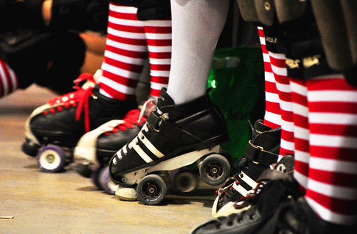 bad advice for roller derby