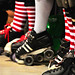 Roller Derby - Skate of Emergency by Gomisan