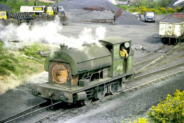 Brynlliw Colliery Landsale Yard