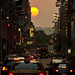 Manhattanhenge 2011 New York City by Anthony Quintano
