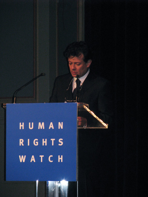 "Premio ""Human Rights Defender Award"" 2007"