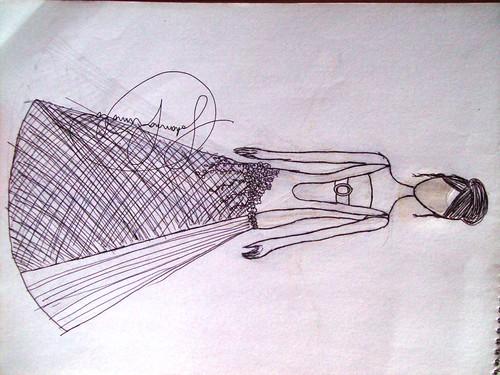 Fashion Sketch 01