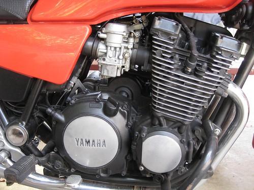 yamaha, xj650, seca, motorcycle, red, vinta… IMG_1140