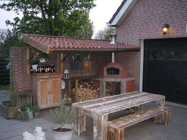 Outdoor Adobe Oven Plans House Design And Decorating Ideas