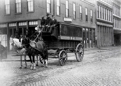 Regulation Mail Wagon by Smithsonian Institution