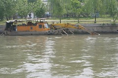barge(0.0), raft(0.0), vehicle(1.0), river(1.0), dredging(1.0), channel(1.0), watercraft(1.0), boat(1.0), waterway(1.0),