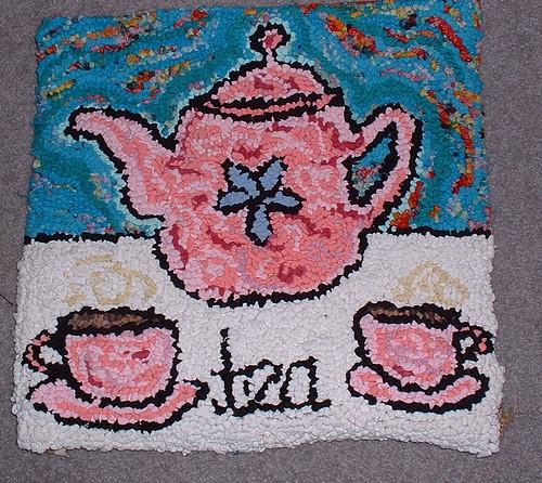 teatime rug
