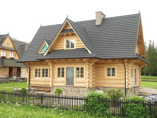 Typical house in Poland.. not | Flickr - Photo Sharing!