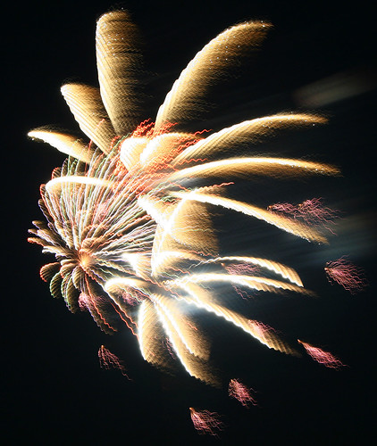 Fireworks North Cape May NJ 7.3.08