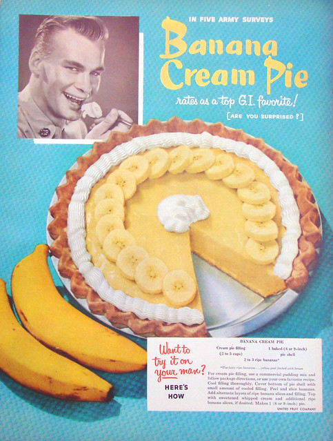 Banana Scream Pie....