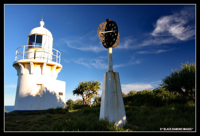 Fingal Head Lighthouse
