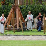 Reggeli a templomosoknál / Breakfast at the camp of the Templars