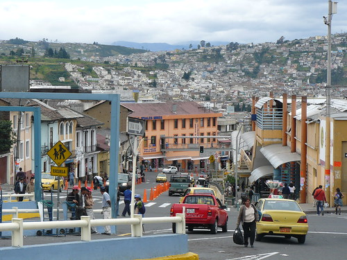 Old City(World Heritage), Quito, Ecuador (2008)