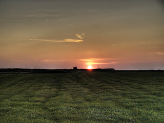Another Sunset - Alderney