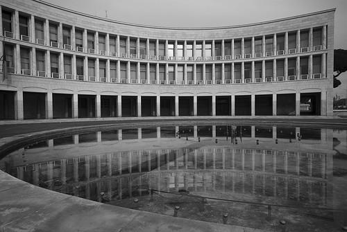 Palazzi dell'INA e dell'INPS - Roma EUR