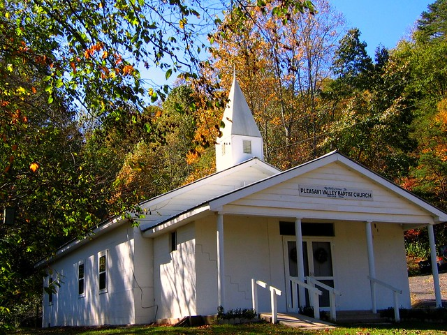 For Sunday Pleasant Valley Baptist Church Union County