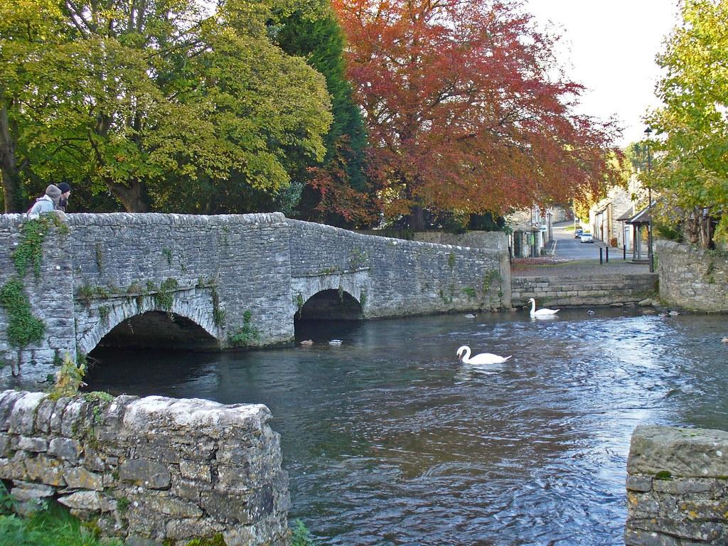 Perfect Pooh Stick Bridges in England