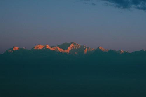 morning cloud india mountains color nature sunrise landscape darjeeling openair westbengal ind canoneos30d kanchanjangha gorkhaland mohammadmustafizurrahman