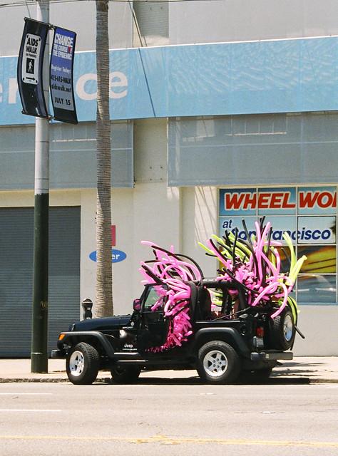 Gay Jeep