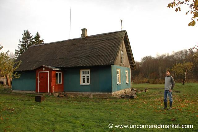 Country Home - Haeska, Estonia