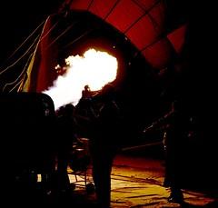 Egypt - balloon flight