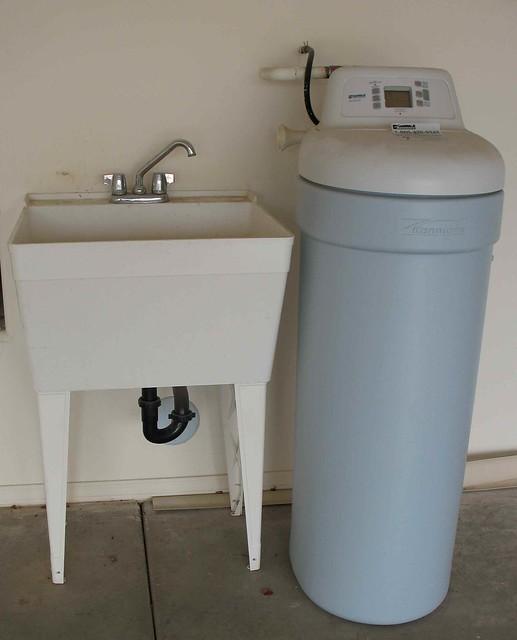 sink in garage Flickr - Photo Sharing!