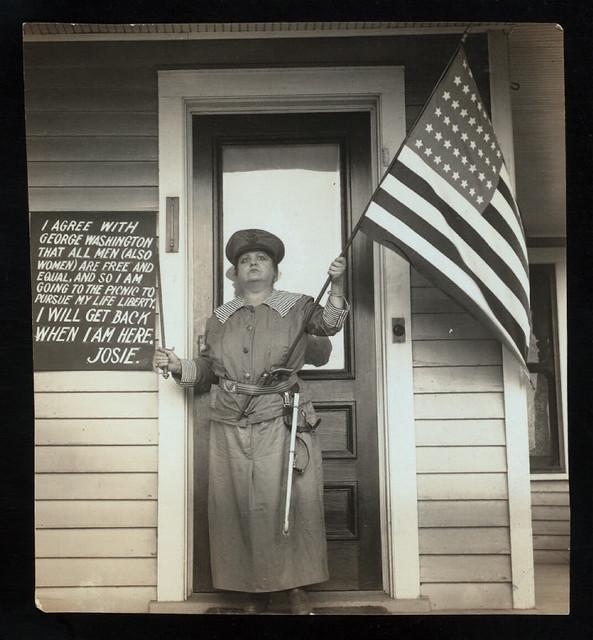 Josie's Declaration of Independence (cinema 1914)