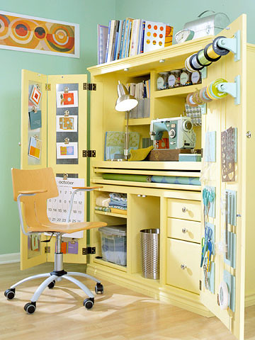 desk armoire organization armoires and roll top desks for small crafting