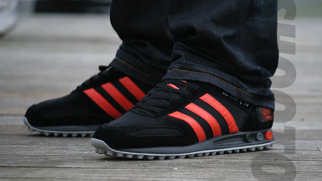 buy popular 2bf3b 31d6a ... adidas LA Trainer 1984  by SHOOTO