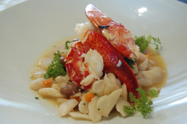 GOyster Lobster Cassoulet
