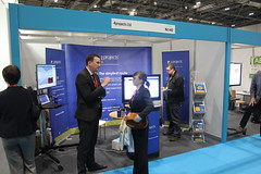 4Projects stand at Ecobuild