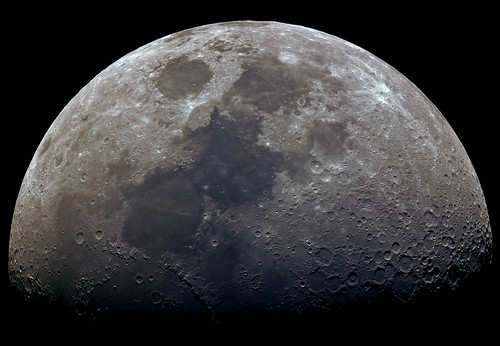 The Moon - 090314 by Mick Hyde