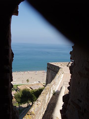 Fuengirola Beach & Walls
